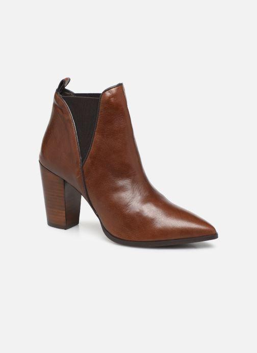 Boots en enkellaarsjes Jonak ASTER Bruin detail