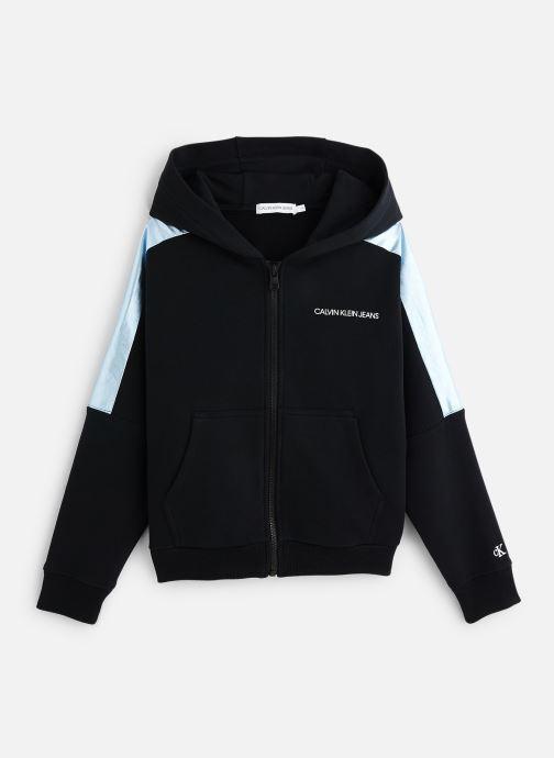Vêtements Accessoires Sweatshirt Foil Block Raglan Zip Hoodie
