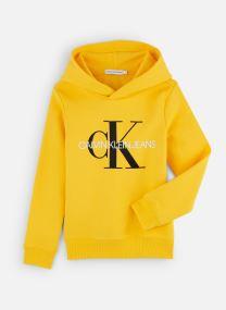 Sweatshirt Monogram Hoodie