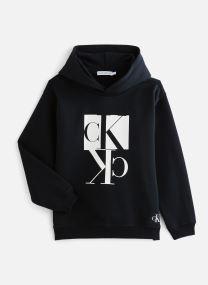Sweatshirt Mirror Monogram Hoodie