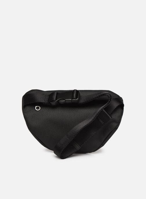 Handtaschen Calvin Klein Sacs Kids Monogram Waist Pack schwarz ansicht von vorne