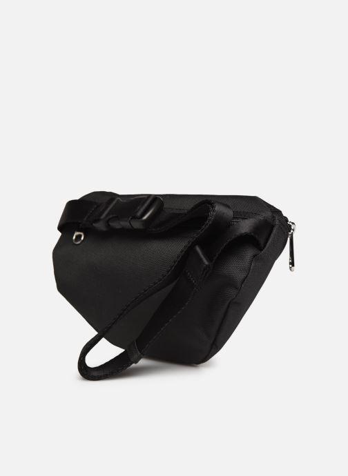 Handtaschen Calvin Klein Sacs Kids Monogram Waist Pack schwarz ansicht von rechts