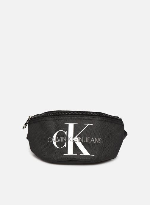 Handtaschen Calvin Klein Sacs Kids Monogram Waist Pack schwarz detaillierte ansicht/modell