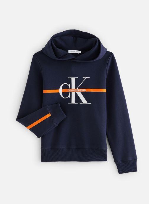 Sweatshirt hoodie Monogram Stripe