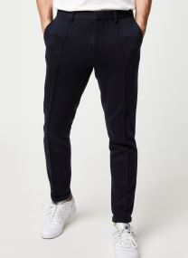 Ams Blauw chic sweat pant with pintuck