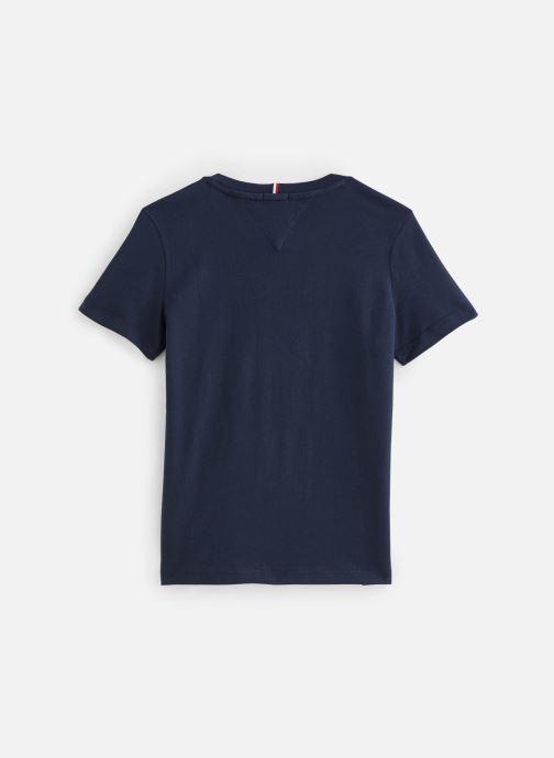 Kleding Tommy Hilfiger T-shirt Essential Tee S/S Blauw onder
