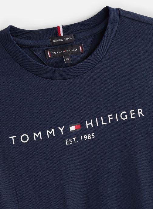 Kleding Tommy Hilfiger T-shirt Essential Tee S/S Blauw model