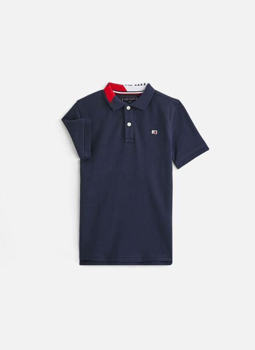 Polo - Polo Intarsia Collar Polo S/S