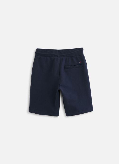 Vêtements Tommy Hilfiger Bermuda  Essential Sweatshort Bleu vue bas / vue portée sac