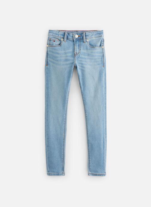 Vêtements Tommy Hilfiger Jean slim  Nora Rr Skinny Oclbst Bleu vue détail/paire