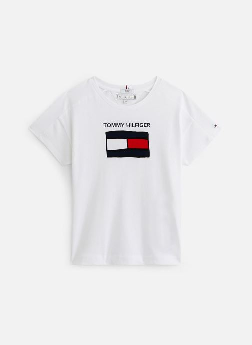 Tøj Accessories T-shirt Fun Graphic Flag Tee S/S