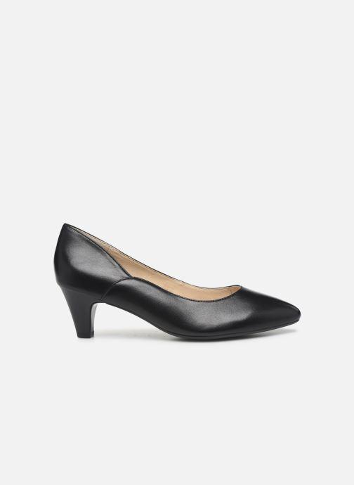 Zapatos de tacón Caprice Tao Negro vistra trasera