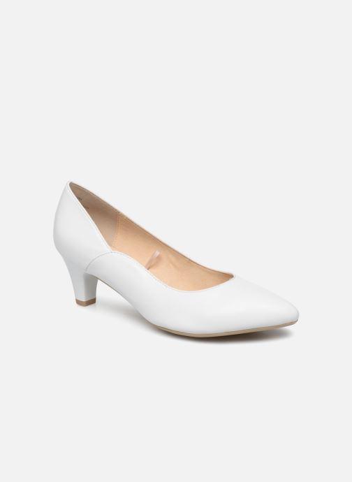 Zapatos de tacón Caprice Tao Blanco vista de detalle / par