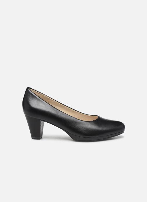 Zapatos de tacón Caprice Tanja Negro vistra trasera