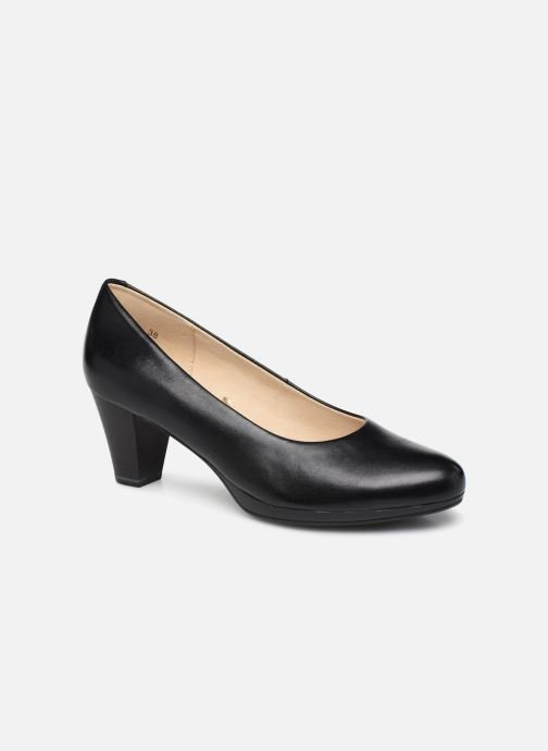 Zapatos de tacón Caprice Tanja Negro vista de detalle / par