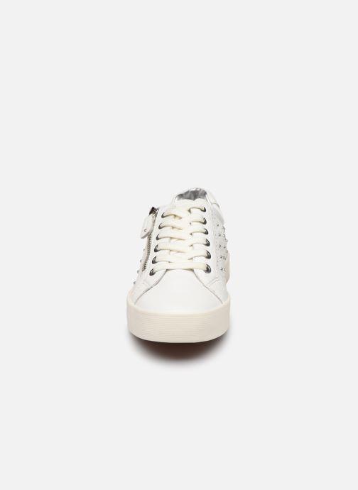 Baskets Caprice Brine Blanc vue portées chaussures