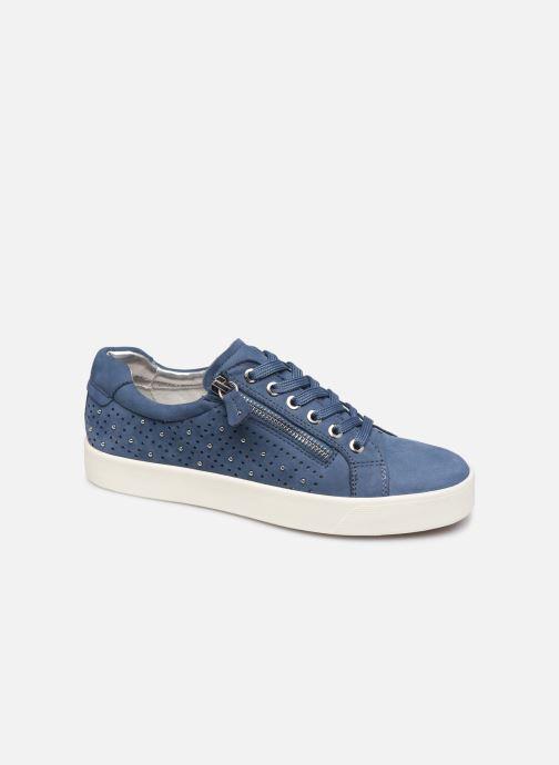 Sneaker Caprice Brine blau detaillierte ansicht/modell