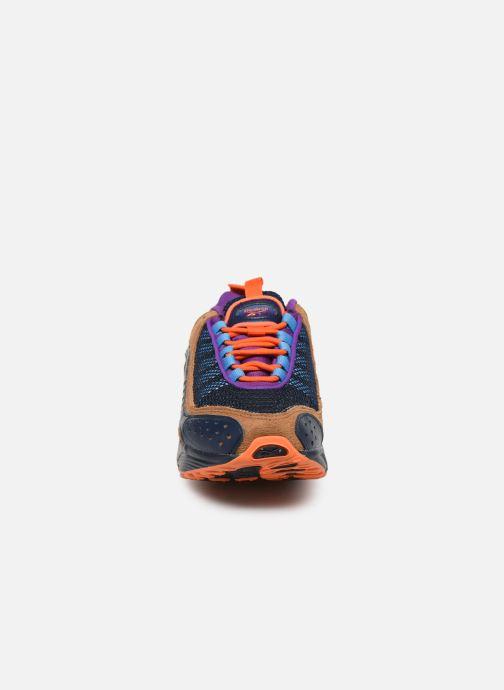 Baskets Reebok Daytona Dmx II W Multicolore vue portées chaussures