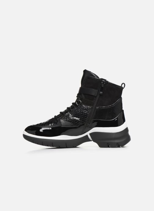 Trainers HÖGL Basket Homey Black front view