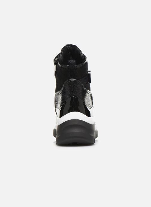 Sneakers HÖGL Basket Homey Nero immagine destra