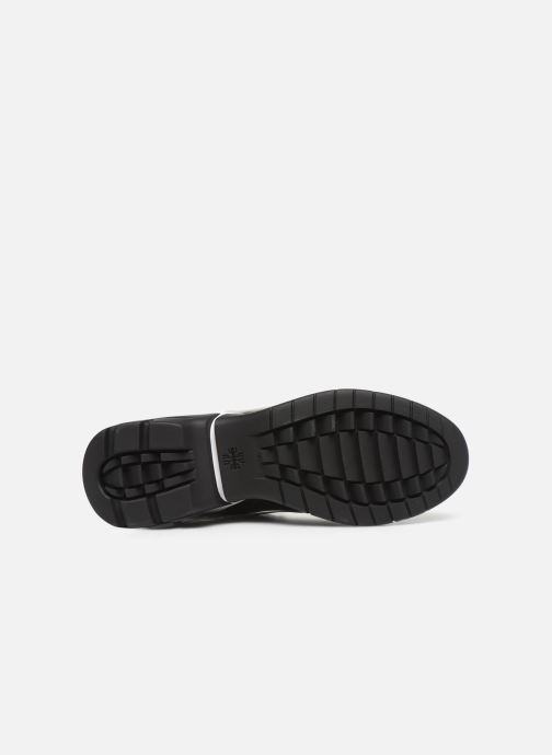 Trainers HÖGL Basket Homey Black view from above