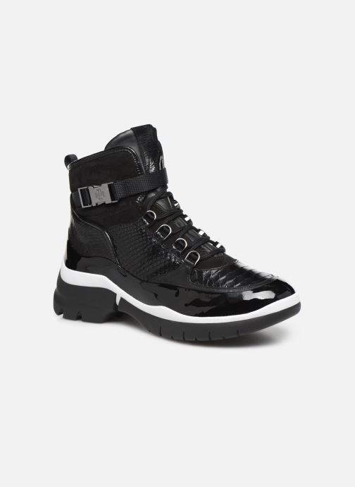 Trainers HÖGL Basket Homey Black detailed view/ Pair view