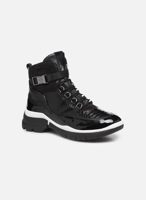 Sneakers HÖGL Basket Homey Nero vedi dettaglio/paio