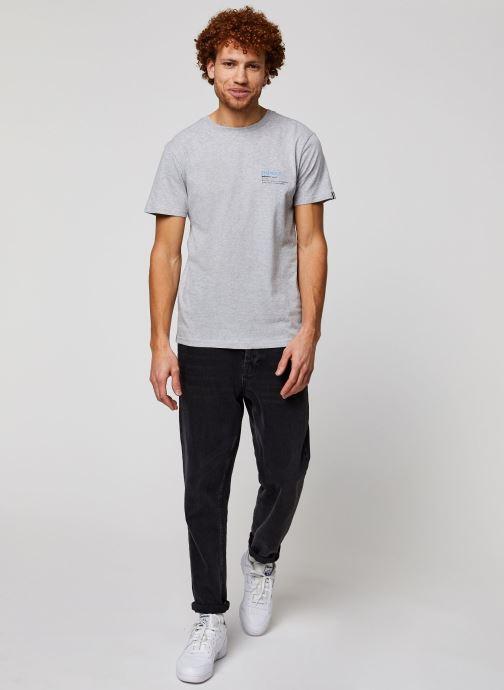 1789 CALA T-Shirt - Palmier (Gris) - Vêtements (416439)