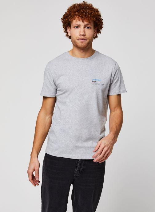 1789 Cala T-shirt - Palmier (grijs) Kleding(416439)