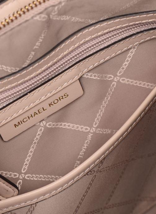 Sacs à main Michael Michael Kors SUSAN MD SHOULDER Rose vue derrière