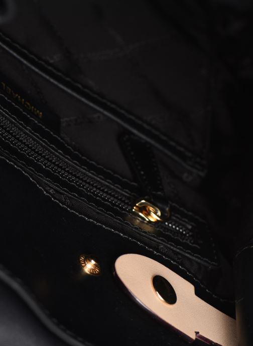 Sacs à dos Michael Michael Kors BEDFORD LG CONV BACKPACK Noir vue derrière