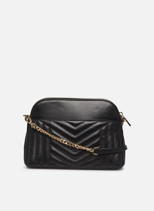 Borse Michael Michael Kors JET SET CHARMS LG ZIP DOME CROSSBODY Nero immagine frontale