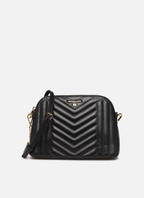 Handbags Michael Michael Kors JET SET CHARMS LG ZIP DOME CROSSBODY Black detailed view/ Pair view