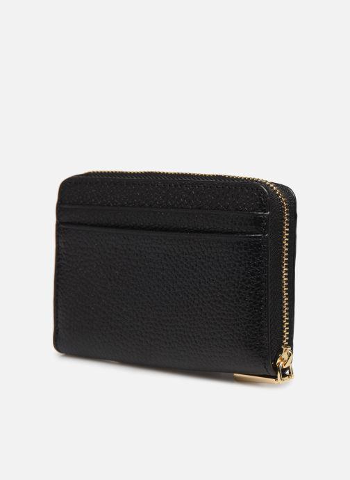 Marroquinería pequeña Michael Michael Kors MOTT ZA COIN CARD CASE Negro vista lateral derecha