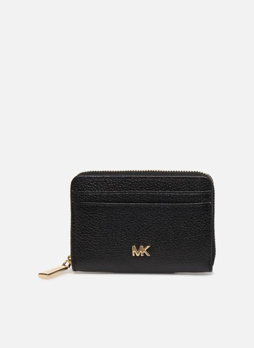 Marroquinería pequeña Michael Michael Kors MOTT ZA COIN CARD CASE Negro vista de detalle / par