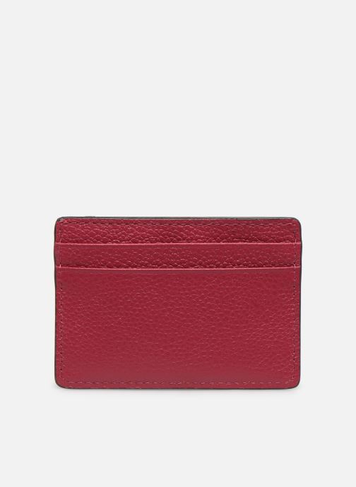 Petite Maroquinerie Michael Michael Kors JET SET CARD HOLDER Rose vue face