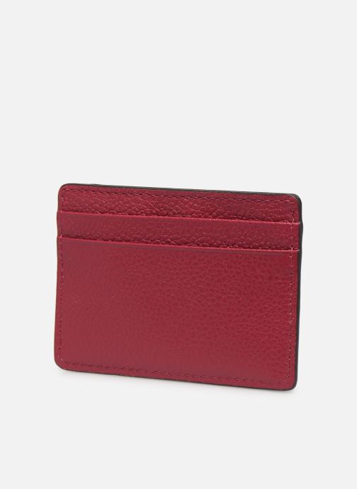 Pelletteria Michael Michael Kors JET SET CARD HOLDER Rosa immagine destra
