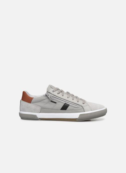 Sneaker Geox U KAVEN U026MC grau ansicht von hinten