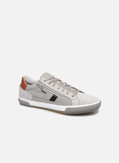 Sneaker Geox U KAVEN U026MC grau detaillierte ansicht/modell