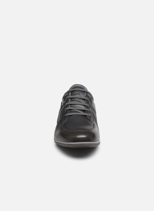 Baskets Geox U TIMOTHY U026TB Gris vue portées chaussures