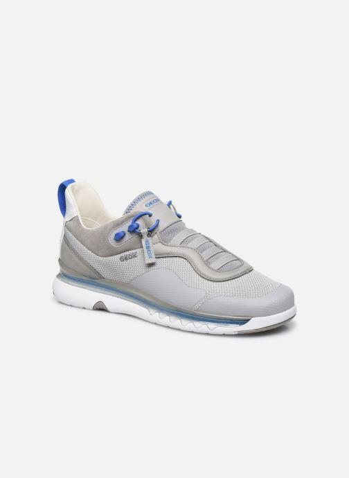 Geox U LEVITA (Grigio) Sneakers chez Sarenza (416603)