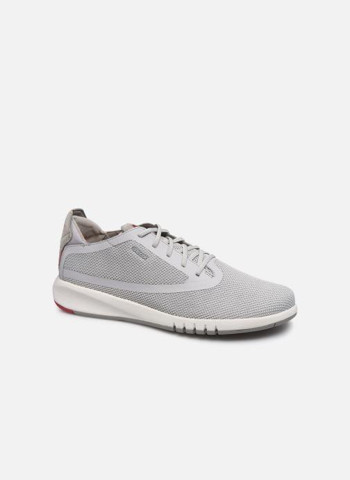 Sneaker Geox U AERANTIS U027FD grau detaillierte ansicht/modell