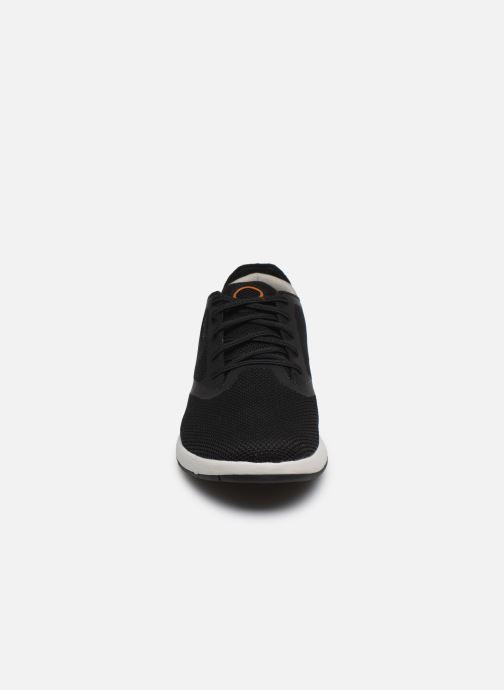 Baskets Geox U AERANTIS U027FD Noir vue portées chaussures