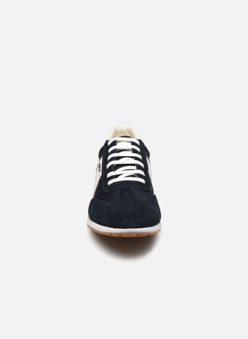 Baskets Geox U ARSIEN Bleu vue portées chaussures