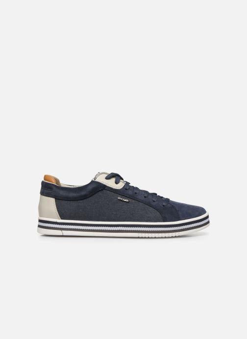 Sneaker Geox U EOLO blau ansicht von hinten
