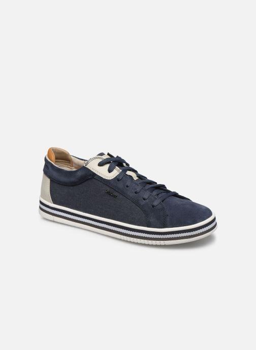 Sneaker Geox U EOLO blau detaillierte ansicht/modell