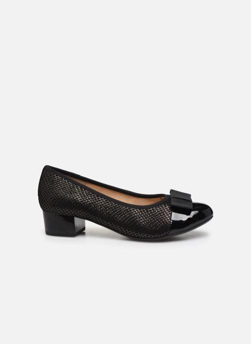 Zapatos de tacón Caprice Sansa Negro vistra trasera