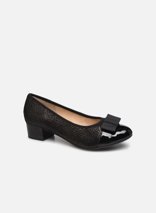 Zapatos de tacón Caprice Sansa Negro vista de detalle / par