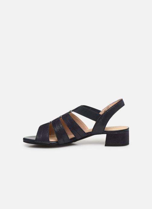 Sandali e scarpe aperte Caprice Nika Azzurro immagine frontale
