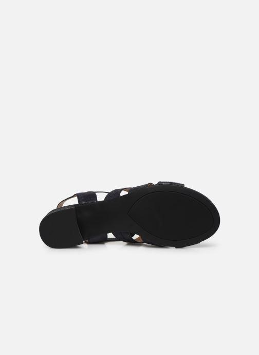 Sandali e scarpe aperte Caprice Nika Azzurro immagine dall'alto